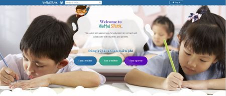 软铸公司支持越南教育部30000所K12学校网上教学