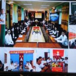 Vietnam Supreme People's Court largest meeting in the world (850 sites)