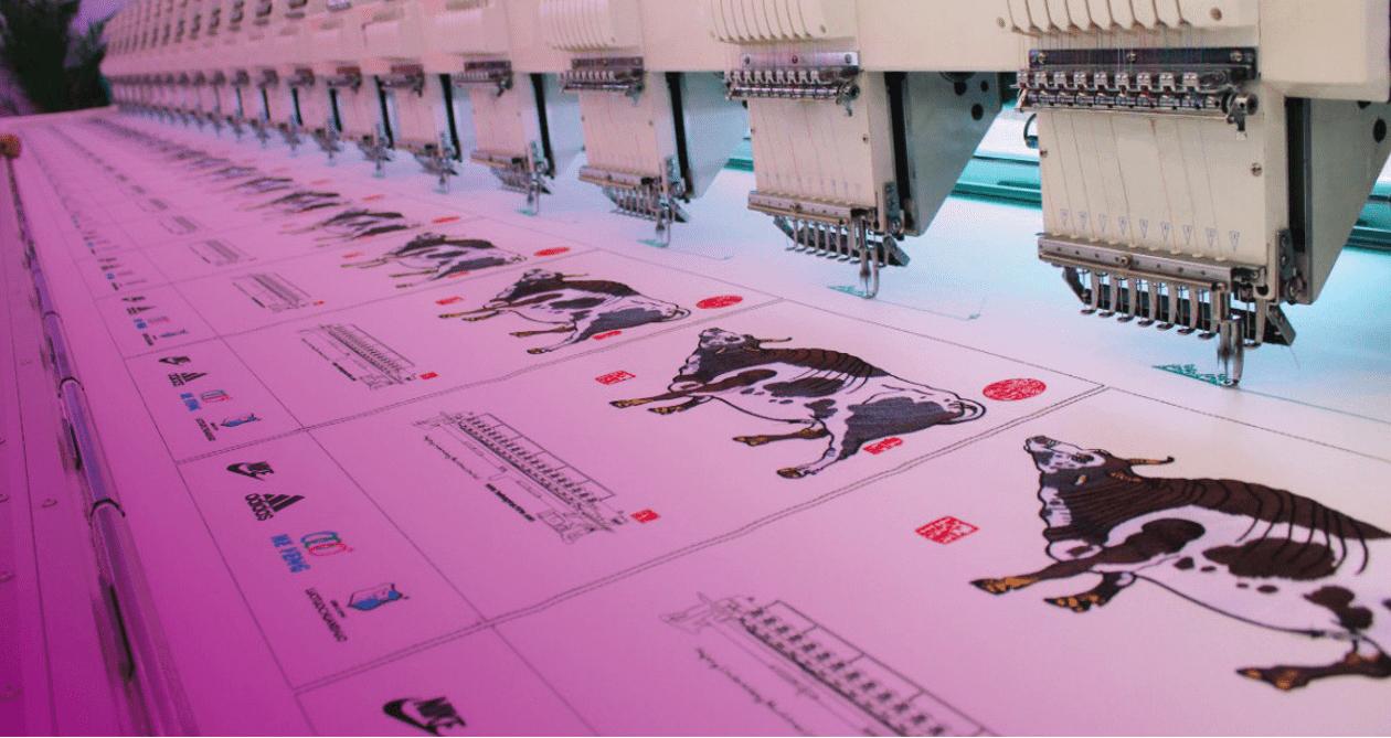 Autostitch Intelligent Embroidery