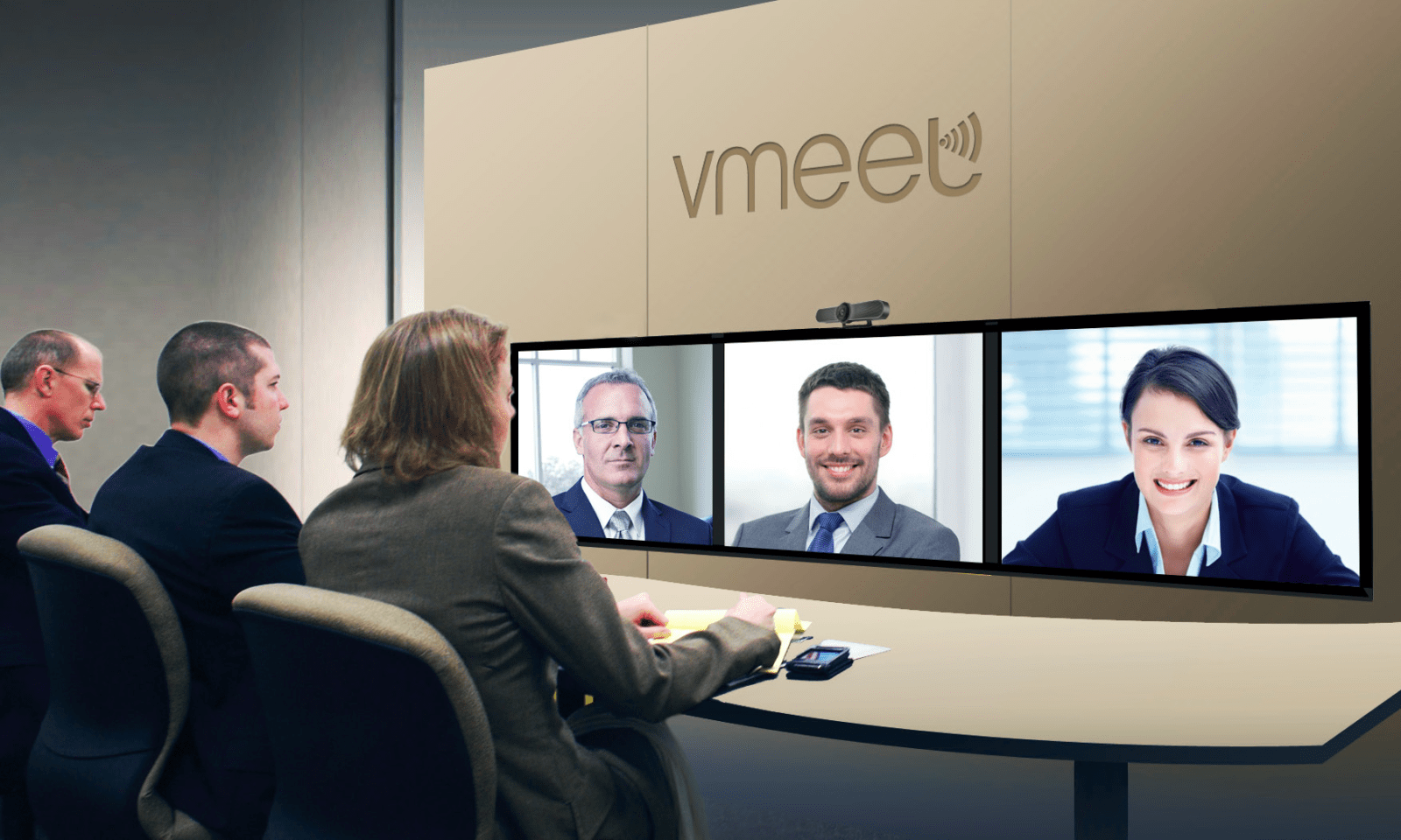 VMEET® 4K Telepresence