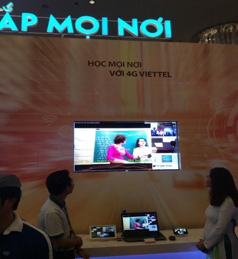 Viettel Vietnam 30,000 K12 schools E-learning