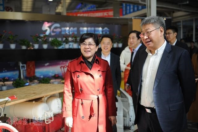 China Jilin Province's first 5G + Medical Remote Surgery and Telesurgery Training
